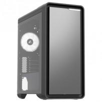 Zalman case middletower M3, bez zdroje, Micro ATX, 1x USB 3.0, 2x USB 2.0, průhledná bočnice, černá