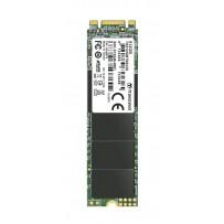 TRANSCEND MTS832S 512GB SSD disk M.2, 2280 SATA III 6Gb/s (3D TLC) single sided, 560MB/s R, 500MB/s W