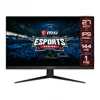 "MSI Gaming monitor Optix G271, 27""/1920 x 1080 (FHD)/IPS, 144Hz/1ms/1000:1/250cd / m2/2x HDMI/DP"