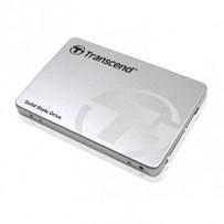 TRANSCEND SSD220S 960GB SSD disk 2.5'' SATA III 6Gb/s, TLC, Aluminium casing, 550MB/s R, 500MB/s, stříbrný