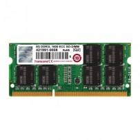 Transcend paměť SODIMM DDR3 8GB 1600MHz, 2Rx8, CL11