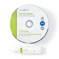 Nedis CLDK110TP - Čistič Diskové Optiky | Blu-ray | DVD | 20 ml