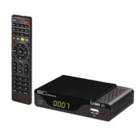 Emos EM190-S - set-top-box DVB-T2 HEVC/h.265, USB
