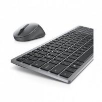 Dell Multi-Device bezdrátová klávesnice a myš - KM7120W - CZ/SK