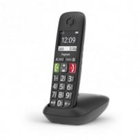 SIEMENS Gigaset E290 - DECT/GAP bezdrátový telefon, dětská chůvička, černý