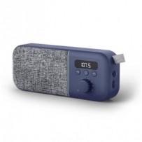 ENERGY Fabric Box Radio Navy
