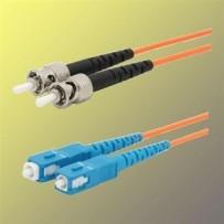 OPTIX ST/UPC-SC/UPC Optický patch cord 50/125 20m