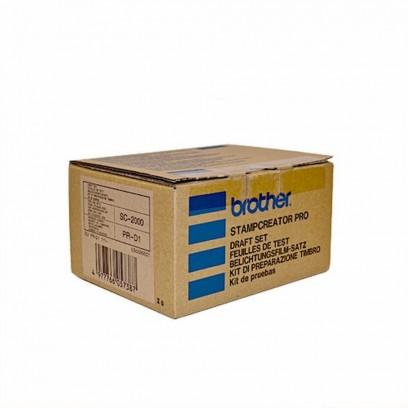 Brother PRD draft set, cartridge + 150 filmů