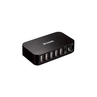 D-Link DUB-H7/E 7-Port USB 2.0 Hub