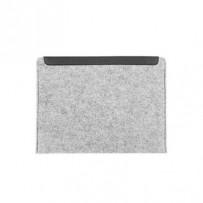 Modecom obal FELT na ultrabooky velikosti 15'' - 15,6'', šedý