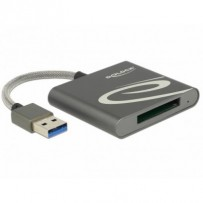 Delock USB 3.0 čtečka karet pro paměťové karty XQD 2.0