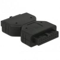 Delock Adaptér USB 3.0 Pin samice - USB 3.0 Pin samice