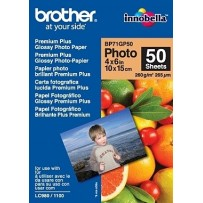 Brother fotopapír BP71GP50, 50 listů, 10x15cm Premium Glossy, 260g