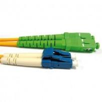 OPTIX SC/APC-LC optický patch cord 09/125 1m
