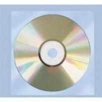COVER IT Polypropylenový obal na CD/DVD, 100ks