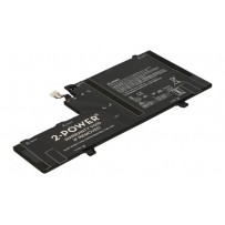 2-Power OM03XL alternativ pro EliteBook x360 1030 G2 Main Battery Pack 11.55V 4935mAh 57Wh