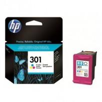 HP CH562EE Ink Cart No.301 pro DJ2050,3050,D1000,D2000,D3000, 3ml, Color