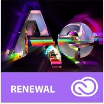 Adobe After Effects CC MP ENG COM TEAM RENEWAL L-2 10-49 (12 měsíců)