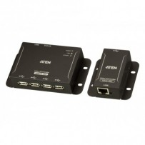 Aten 4-Port USB 2.0 CAT 5 Extender (up to 50m)