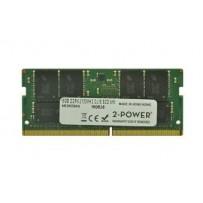 2-Power 16GB PC4-17000S 2133MHz DDR4 CL15 Non-ECC SoDIMM 2Rx8 (DOŽIVOTNÍ ZÁRUKA)