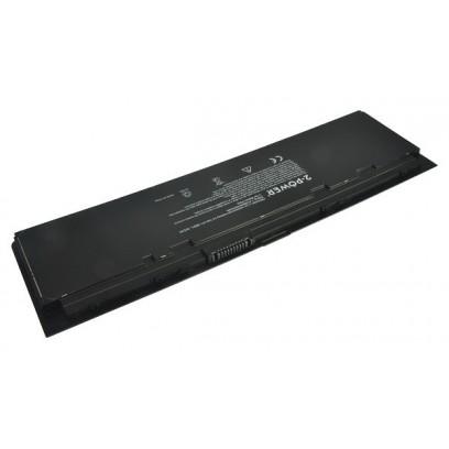 2-Power Dell Latitude E7240 3 článková Baterie do Laptopu 7,4V 5880mAh