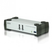 ATEN 2-Port USB 3.0 DisplayPort KVMP Switch