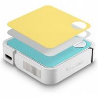 Viewsonic M1 mini přenosný 854x480/250 LED lm/12000:1/HDMI/USB A/USB C/MicroSD/Repro