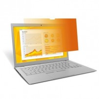 "3M™ Gold Privacy Filter for 15.6"" Laptop with COMPLY™ Attachment System (GF156W9B) 16:9"