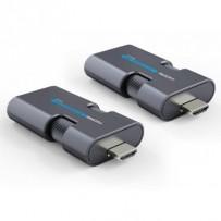 PremiumCord HDMI extender na 50m přes jeden kabel Cat6