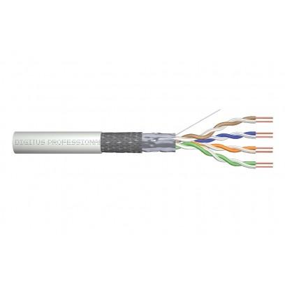 Digitus SFTP kabel drát AWG24, měď, Cat.5e, box 100m