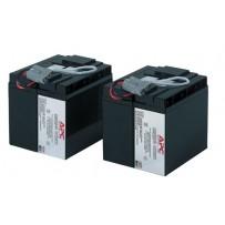 RBC55 náhr. baterie pro SUA2200I, SUA3000I, SUA2200XLI, SUA3000XLI, SUA5000RMI5U