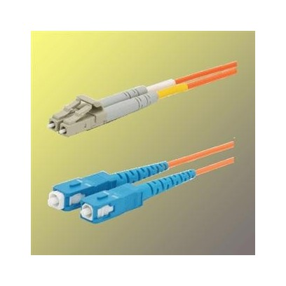 OPTIX LC/UPC-SC/UPC Optický patch cord 09/125 2m G657A