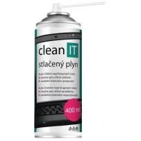 CLEAN IT stlačený plyn 400ml (náhrada za CL-1)