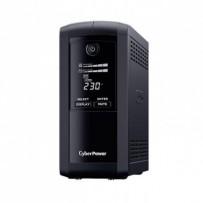 CyberPower Value Pro serie GreenPower UPS 700VA/390W, české zásuvky