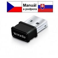 Tenda W311MI - Wireless-N Pico USB Adapter, 802.11b/g/n, 2,4 GHz, 150 Mb/s, 1x Int. Ant. 2 dBi