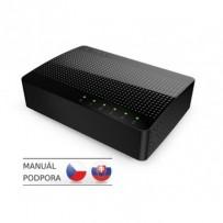 Tenda SG105 - 5-port Gigabit Desktop Ethernet Switch, 10/100/1000Mbps