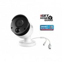 iGET HOMEGUARD HGNVK930CAM - Přídavná PoE FullHD kamera k kamerovému systému iGET HGNVK85304, PoE napájení Ethernet kab.