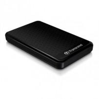 """TRANSCEND 1TB StoreJet 25A3, 2.5"""", USB 3.0 (3.1 Gen 1) Stylový externí odolný hard disk, černý se vzorem"""