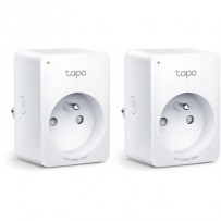 TP-LINK Tapo P100 (2-pack) - Mini Smart Wi-Fi Zásuvka
