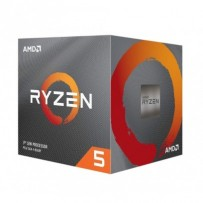 AMD cpu Ryzen 5 3500X Box AM4 (6core, 6x vlákno, 3.6GHz / 4.1GHz, 32MB cache, 65W), chladič Wraith Stealth