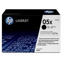 HP CE505XD Toner 05X pro LJ P2055, (2x6500 stran), Black