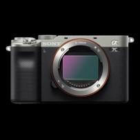SONY ILCE7CB.CEC Kompaktní fotoaparát A7C typu Full-Frame
