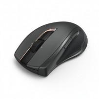 Hama bezdrátová laserová myš MW-900, 7 tlačítek, auto DPI, černá