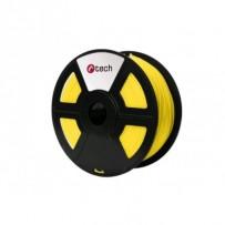 C-TECH tisková struna ( filament ) , HIPS, 1,75mm, 1kg, žlutá