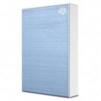 """Seagate One Touch, 1TB externí HDD, 2.5"""", USB 3.0, světle modrý"""