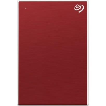 """Seagate One Touch, 5TB externí HDD, 2.5"""", USB 3.0, červený"""