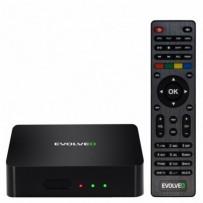 EVOLVEO Hybrid Box T2, Android & DVB-T2 multimediální centrum,USB,HDMI,BT,WiFi
