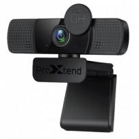 """ProXtend webkamera X302 Full HD,USB,mikrofon,1/2.9"""" CMOS,Autofocus,Anti-spy,LowLight,H.264/MJPG,černá - ZÁRUKA 5 LET"""