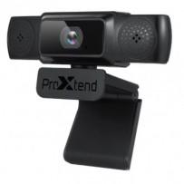 """ProXtend webkamera X502 Full HD PRO, USB, mikrofon, 1/2.7"""" CMOS, Autofocus, LowLight, H.264/MJPG, černá - ZÁRUKA 5 LET"""