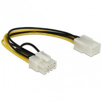 Delock Power Cable PCI Express 6 pin female - 8 pin male